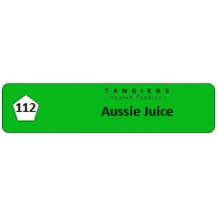Табак Tangiers #112 Birquq Aussie Juice 250 грамм (клубника киви)