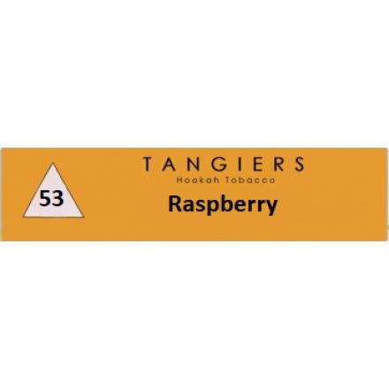 Табак Tangiers #53 Noir Raspberry 250 грамм (малина)