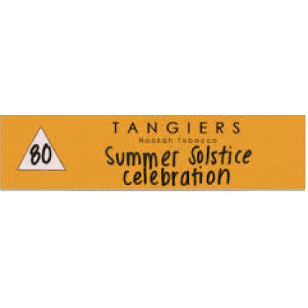 Табак Tangiers #80 Noir Summer Solstice Celebration 250 грамм (сладкий вкус арбуза и гуавы)