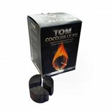 Уголь Кокосовый Tom Cococha Silver (60 кубиков)