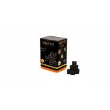 Кокосовый Уголь Milano (1 кг 72 кубиков)